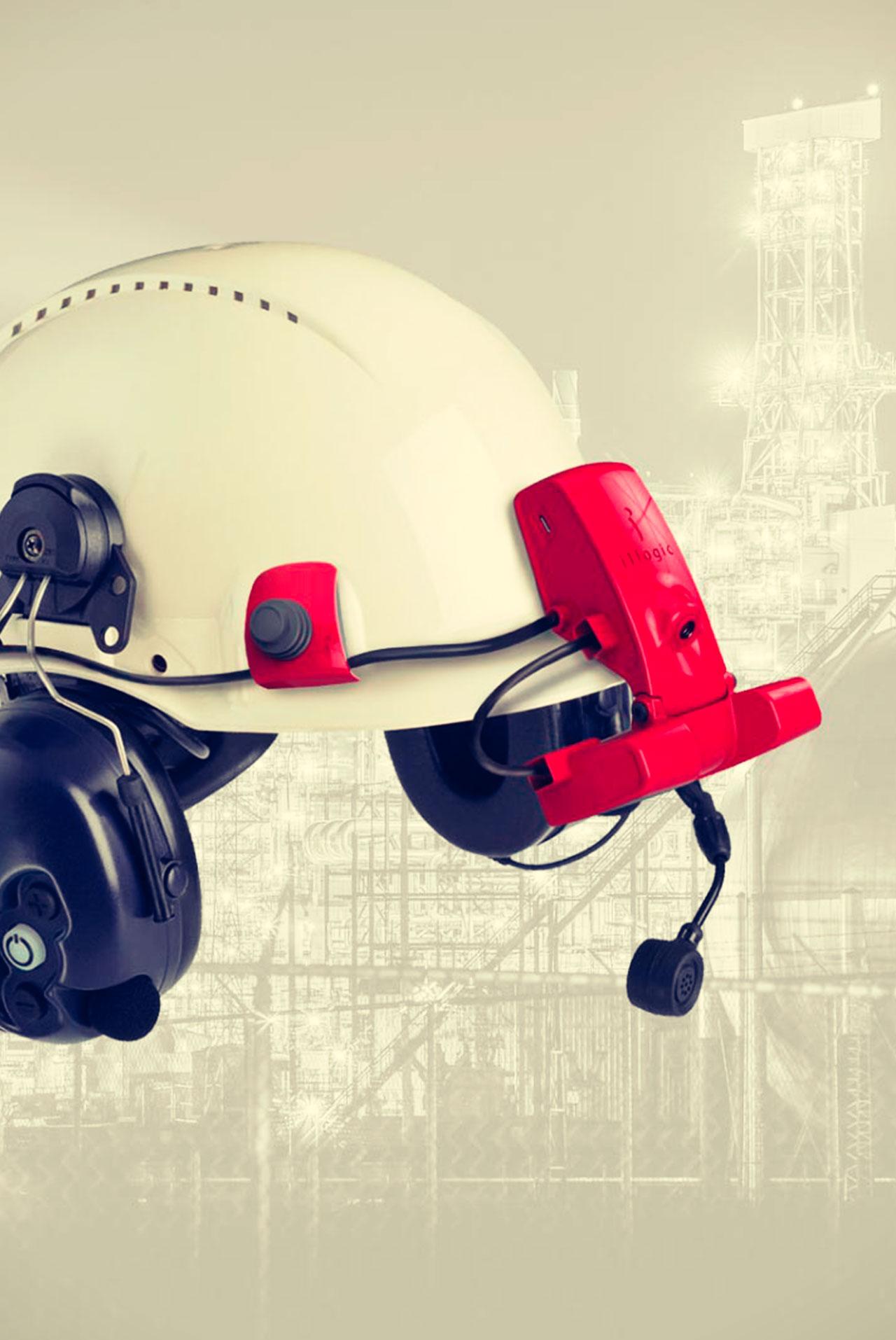 Digital Helmet – Logo